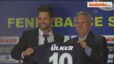 Fenerbahçe, Diego İle 3 Yıllık Sözleşme İmzaladı