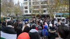 İsrail'in Gazze Saldırıları Avustralya'da Protesto Edildi - Melbourne