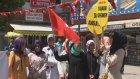 İsrail'in Gazze Saldırılarının Protesto Edilmesi - Karabük