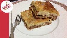 Kıymalı Tepsi Böreği Tarifi - Nefis Yemek Tarifleri