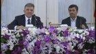 Türkiye-Iran Is Konseyi Toplantisi-Cumhurbaşkanı Gül'ünBasın Açıklaması