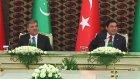 Türkmenistan-Basın Toplantısı