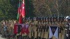 Azerbaycan Cumhurbaşkanı Aliyev Çankaya Köşkü'nde