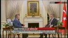 """Cumhurbaşkanı Gül, """"Eğrisi Doğrusu Özel"""" Programına Konuk Oldu"""