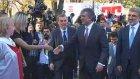 Kayseride Abdullah Gül Üniversitesini Ziyaret Etti