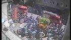 Zeytinburnu'ndaki Patlama Anı Güvenlik Kamerası İle Görüntülendi - İstanbul