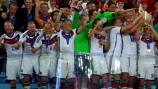 2014 Dünya Kupası Almanya'nın!