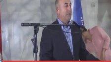 Ab Bakanı Ve Başmüzakereci Çavuşoğlu