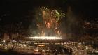 Maracana'da Şampiyonluk Kutlamalarında Havai Fişekler Patladı...