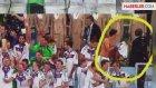 Mesut Özil, Formasını Platini'ye Verdi
