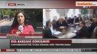 Cumhurbaşkanı Gül, Mesut Barzani'yi Kabul Etti