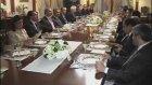 Cumhurbaşkanı Gül'den Bakanlar Kurulu'na Akşam Yemeği