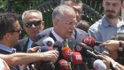 İhsanoğlu - Musul'da Kaçırılan Diplomatlar - Ankara