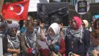 İsrail Başkonsolosluğu Önünde Eylem - İstanbul
