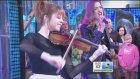 Lindsey Stirling Ft Lzzy Hale - Shatter Me (Live)