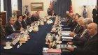 Millî Güvenlik Kurulu Çankaya Köşkü`nde Toplandı
