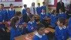 Cumhurbaskani Gül'ün Kayseri Ziyareti-Gazipaşa İlkokulu