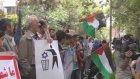 İsrail'in Gazze Saldırılarının Protesto Edilmesi - Tahran