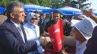 Soydaslarda Cumhurbaskani Gül Sevinci-Koca Yusuf Heykeli