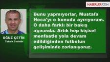 Oğuz Çetin: Fatih Terim Önümüzü Açmadı