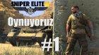 Sniper Elite 3 Oynuyoruz (Bölüm 1)