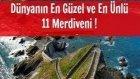Dünyanın En Güzel Ve En Ünlü 11 Merdiveni !