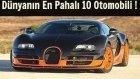 Dünyanın En Pahalı 10 Otomobili !