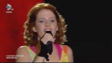 Melis Hızır - Eye Of The Tiger (X Factor Star Işığı - Canlı)
