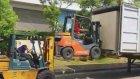 Forklift ile Muhteşem Yükleme