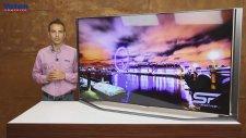 LG 65UB980V 4K Ultra HD 3D Smart TV İncelemesi