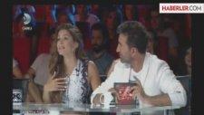 X Factor Işığı - Yarışmacının Sözleri Jüri Üyelerini Kızdırdı