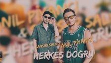 Anıl Piyancı & Sansar Salvo - Herkes Doğru (Official Audio)