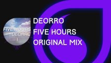Deorro - Five Hours (Orginal Mix)