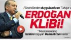 Filistin'den Başbakan Erdoğan Klibi