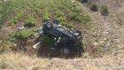 Otomobil Devrildi: 8 Yaralı - Gaziantep