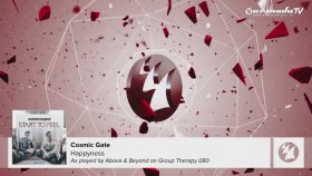 Cosmic Gate - Happyness