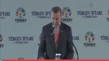 Erdoğan: ''Evlilik Olayını Geri Atmayın''