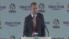 Erdoğan: ''TÜRGEV Birilerini Rahatsız Ediyor''