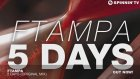 Ftampa - 5 Days (Original Mix)