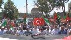İsrail'in Filistin'e Yönelik Saldırıları Protesto Edildi - Kayseri