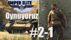 Sniper Elite 3 Oynuyoruz  (Bölüm 2#1)