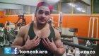 Triceps Kasları İçin Dips Egzersizleri - Vücut Geliştirmede Arka Kollar İçin Hareket ! Kenzo Karagöz