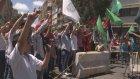 Ab Merkezi Önünde Filistin'e Destek Gösterisi - Beyrut