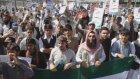 Afganistan'dan Filistin'e Destek - Kabil