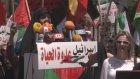 Escwa Ofisi Önünde Filistin'e Destek Gösterisi - Beyrut