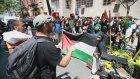 "İsrail Ve Mısır Misyonları Önünde ""Kefenli"" Protesto - New York"