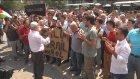 İsrail'in Gazze Saldırıları Protesto Ediliyor - İstanbul