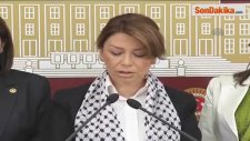 Ak Parti Kadın Milletvekillerinden İsrail'e Tepki