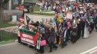 İsrail'in Gazze Saldırılarının Protesto Edilmesi - Bursa