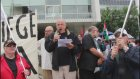 İsrail'in Gazze'ye Saldırıları Protesto Edildi - Hamılton